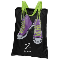 View a larger, more detailed picture of the Packable Kicks Tote