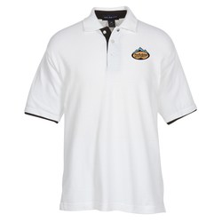 View a larger, more detailed picture of the Velocity Piped Placket Polo - Men s - Closeout