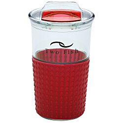 View a larger, more detailed picture of the Bumper Travel Tumbler - 16 oz