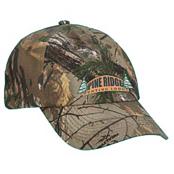 View a larger, more detailed picture of the Hunter s Hideaway Cap - Realtree Xtra
