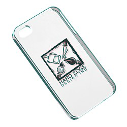 View a larger, more detailed picture of the myPhone Hard Case for iPhone 4 - Translucent - 24 hr