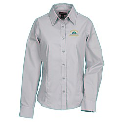 View a larger, more detailed picture of the Loma EZ-Care Dress Shirt - Ladies - 24 hr