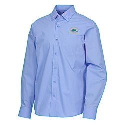View a larger, more detailed picture of the Loma EZ-Care Dress Shirt - Men s - 24 hr