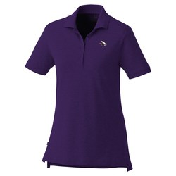 View a larger, more detailed picture of the Westlake Ringspun Cotton Pique Polo - Ladies - 24 hr