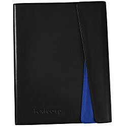 View a larger, more detailed picture of the Fairview Leather Tablet Portfolio