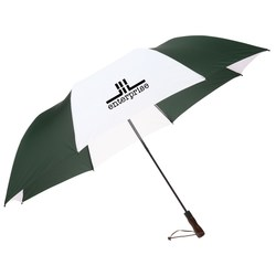 View a larger, more detailed picture of the Auto Open Umbrella - 58 Arc - Closeout