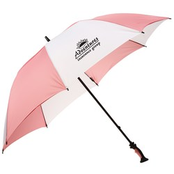 View a larger, more detailed picture of the ShedRain Windjammer Vented Umbrella - 60 Arc - Closeout