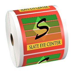 View a larger, more detailed picture of the Full Color Sticker by the Roll - Square - 3-3 4 x 3-3 4