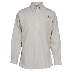View a larger, more detailed picture of the Telfair Broadcloth Crossweave Shirt - Men s