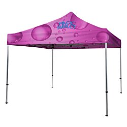 View a larger, more detailed picture of the 10 Premium Event Tent - Full Color