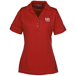View a larger, more detailed picture of the OGIO Veer Polo - Ladies