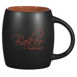 View a larger, more detailed picture of the Yuma Matte Ceramic Mug - 14 oz