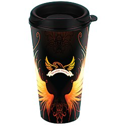 View a larger, more detailed picture of the Full Color Travel Tumbler - 32 oz