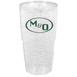 View a larger, more detailed picture of the Freezer Gel Insulated Tumbler - 24 oz