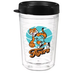 View a larger, more detailed picture of the Full Color Ring Around Insulated Travel Tumbler - 16 oz