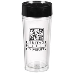 View a larger, more detailed picture of the Explorer Insulated Travel Tumbler - 16 oz