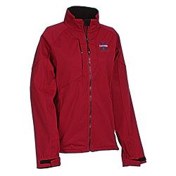 View a larger, more detailed picture of the Tunari Soft Shell Jacket - Ladies - 24 hr