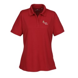 View a larger, more detailed picture of the Vansport Recycled Drop Needle Tech Polo - Ladies