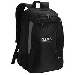 View a larger, more detailed picture of the Case Logic Laptop Backpack - Closeout