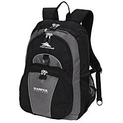View a larger, more detailed picture of the High Sierra Enzo Backpack