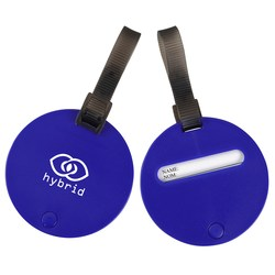 View a larger, more detailed picture of the Lug-A-Round Luggage Tag - Closeout