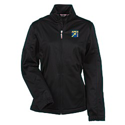 View a larger, more detailed picture of the Callaway Tour Bonded Soft Shell Jacket - Ladies