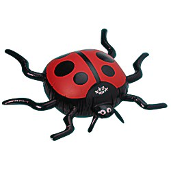 View a larger, more detailed picture of the Inflatable Ladybug