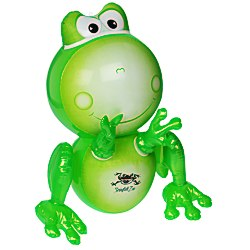 View a larger, more detailed picture of the Inflatable Frog