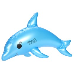 View a larger, more detailed picture of the Inflatable Dolphin