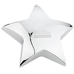 View a larger, more detailed picture of the Star Paperweight