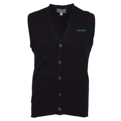 View a larger, more detailed picture of the Acrylic Unisex Sweater Vest