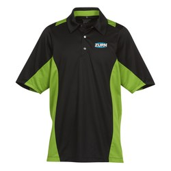 View a larger, more detailed picture of the Rotate UTK cool logik Performance Polo - Men s