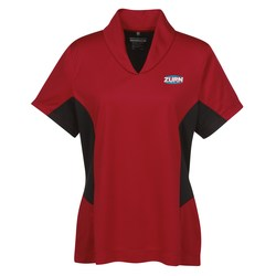 View a larger, more detailed picture of the Rotate UTK cool logik Performance Polo - Ladies