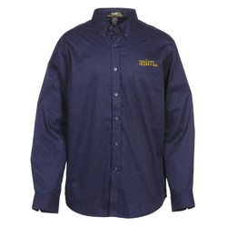 View a larger, more detailed picture of the Operate Twill Shirt - Men s