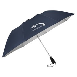 View a larger, more detailed picture of the RainShade UV Protective Umbrella - 43 Arc