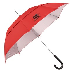 View a larger, more detailed picture of the RainShade UV Protective Umbrella - 48 Arc