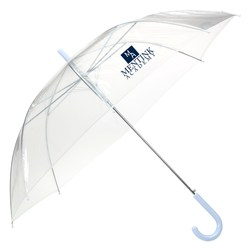 View a larger, more detailed picture of the Clear Umbrella - 46 Arc