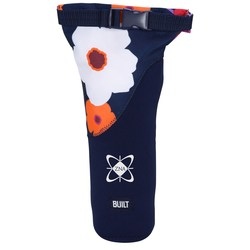 View a larger, more detailed picture of the BUILT Rolltop Bottle Tote - Lush Flowers - Closeout