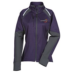 View a larger, more detailed picture of the Sitka Hybrid Softshell Jacket - Ladies