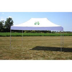 View a larger, more detailed picture of the 10 x 15 Deluxe Event Tent