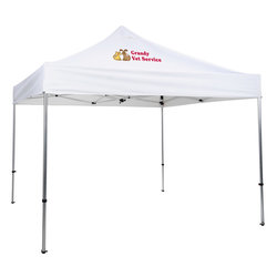 View a larger, more detailed picture of the Premium 10 Event Tent with Vented Canopy