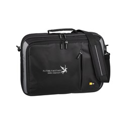 View a larger, more detailed picture of the Case Logic 17 Security-Friendly Laptop Case - Closeout