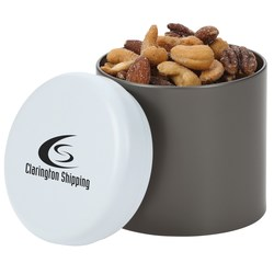 View a larger, more detailed picture of the Tin of Goodies - Deluxe Mixed Nuts