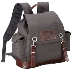 View a larger, more detailed picture of the Field & Co Vintage Rucksack Backpack - 24 hr