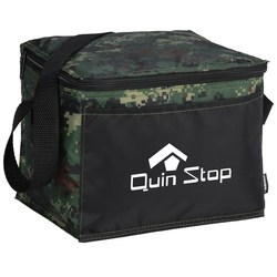View a larger, more detailed picture of the Camo KOOZIE&reg 6-Pack Kooler