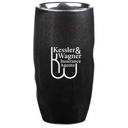View a larger, more detailed picture of the Hand Grip Ceramic Mug - 12 oz