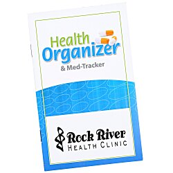 View a larger, more detailed picture of the Better Book - Health Organizer & Med-Tracker
