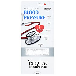 View a larger, more detailed picture of the Blood Pressure Pocket Slider