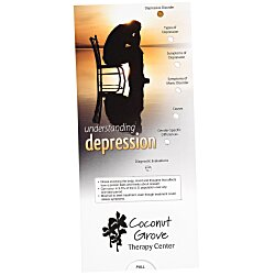 View a larger, more detailed picture of the Understanding Depression Pocket Slider