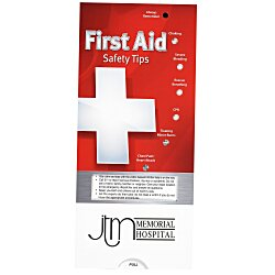 View a larger, more detailed picture of the First Aid Pocket Slider